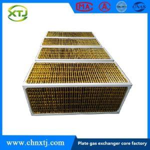 Dióxido de Carbono y de refrigeración Intercambiador de Calor Aire Blanqueamiento