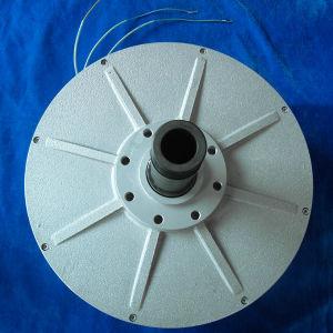 0.5Kw Pmg320 24VCC 200tr/min Disque Turbine éolienne à axe vertical Coreless bas régime générateur à aimant permanent en trois phases