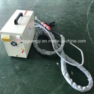 Flexbibleの接続のコイルが付いている手持ち型の誘導電気加熱炉