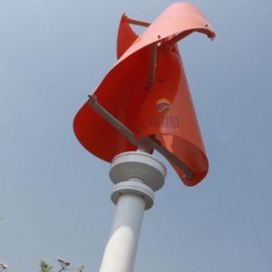 100-300W de la turbina de viento vertical con MPPT CONTROLADOR HÍBRIDO