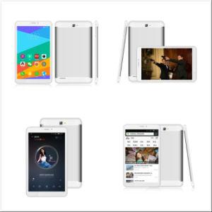 Quad-core Dual-SIM PC tablet Android com 1280*800 IPS 1 + diafragma de 16 GB