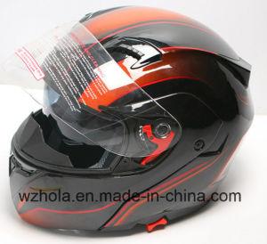 De Grote Goedgekeurde Tik van uitstekende kwaliteit van de Grafiek PUNT op Helm