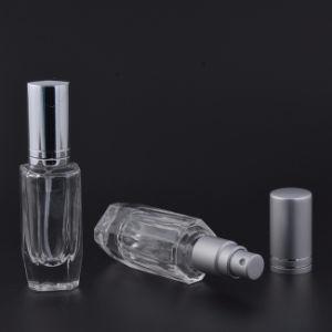 La Plaza mayorista de 30ml Spray de Oro de la bomba de tornillo de la Botella de Perfume de vidrio