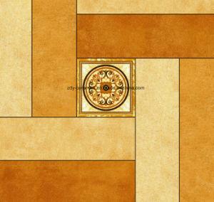 建築材料販売法の井戸の床の磁器の無作法な大理石のタイル