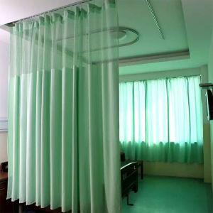 Intrínsecamente retardante de llama (IFR) Hospital de la cortina del armario