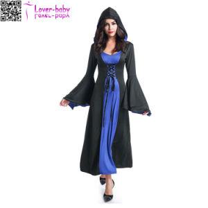 La sorcière Costumes d'Halloween avec capot L15520