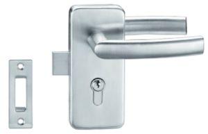 Fournisseur de la Chine de l'ajustage de précision en verre de connexion de porte (FS-141R)