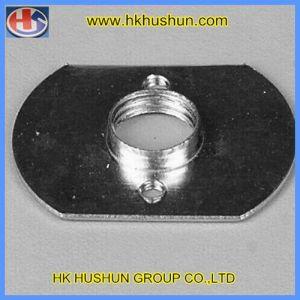 機械または家具(HS-ST-051)のための部品を押すカスタム金属