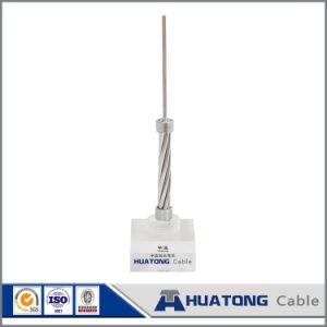 Filo di acciaio incagliato ad alta resistenza galvanizzato del filo del cavo di ancoraggio per ACSR
