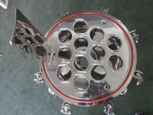 Boîtier de filtre à eau claire sanitaires