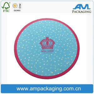 Настраиваемые круглые трубы торт пищевой упаковки выпечка упаковке