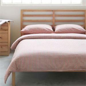 平野によって染められるパターンおよび羽毛布団カバー一定のタイプ敷布セット