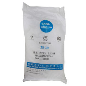 Pigment des Lithopon-B311-White