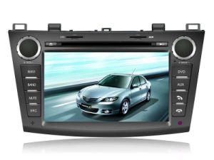 2010 Mazda3 (SN-M3-2010)를 위한 GPS를 가진 차 DVD 플레이어 오디오 시스템