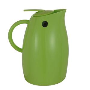 Pot à café en acier inoxydable avec recharge en verre