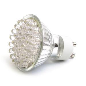 LED-Scheinwerfer (HO-GU10-38LEDs)