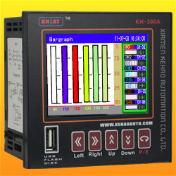 KH300AG-6 Channels Color Paperless Recorder