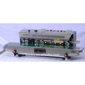 Frm-980W elektrische Laufwerksart vertikale kontinuierliche Band-Abdichtmasse