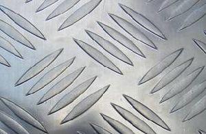 Aluminium Vijf Staaf
