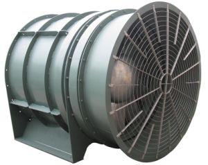 Ventilador Axial do túnel e de metro com impulsor em alumínio fundido (F003-DTF)
