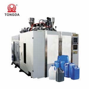 Tongda Htsll-5L estação dupla de HDPE máquina de extrusão de garrafas de plástico