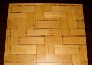 Bambú Moistureproof impermeable pega palé de ladrillos