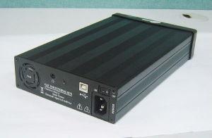 알루미늄 USB 2.0 5.25  CD/DVD 울안 (JH-UI5A)