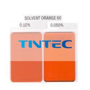 Disolvente naranja 60