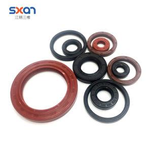 Nitrilo Bilabiais Wear-Resistant Butadieno Borracha de vedação de óleo