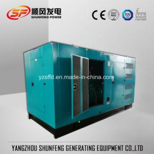 456kw Doosan Groupe électrogène diesel de puissance électrique avec AVR Dynamo