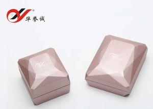 Contenitore impaccante di colore LED di monili chiari dentellare dolci dell'anello