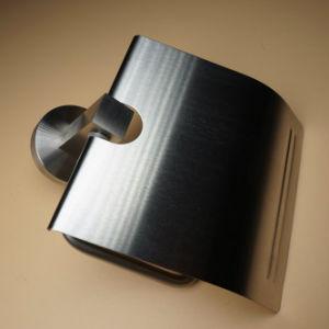 An der Wand befestigter Toilettenpapier-Halter 4508 des Edelstahl-304
