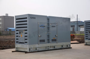 550kVA Super silencieux alimenté par générateur diesel Perkins avec ce/ISO