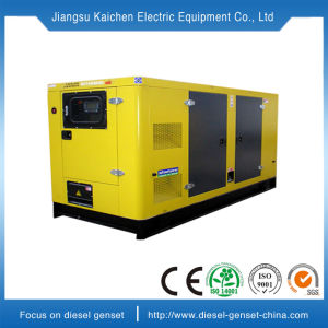 Generatore diesel silenzioso eccellente autoalimentato militari con Ce & l'iso
