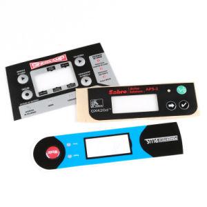 Fabricação de vidro Painel de Toque personalizado para controle remoto universal