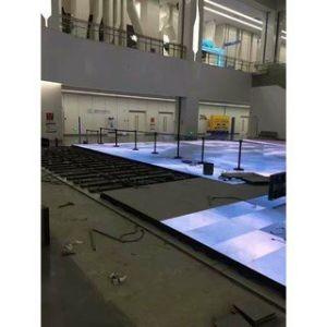 P10.4 plancher de danse de l'affichage à LED