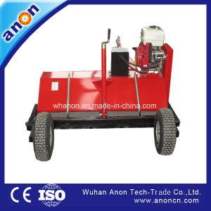 Anon montado no trator agrícola 15HP Loncin Motor ATV Ceifadeira Debulhadora