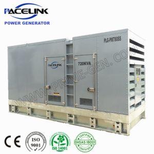 780kVA de super Stille Diesel die Reeks van de Generator door Perkins met Ce/ISO wordt aangedreven
