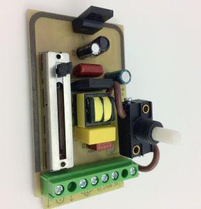 Pie Deslice el interruptor de atenuación de la luz de piso Ce