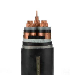 Il cavo elettrico corazzato di SWA dell'alto di Qualiy isolamento medio di tensione XLPE, XLPE ha isolato il cavo elettrico
