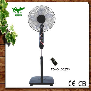 Home Useのための青いCooling Standing Fan