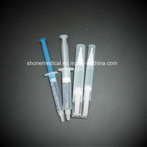 プラスチック歯のペンの有効な白くなること
