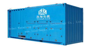 発電機セットの情報処理機能をもった試験制度のための調節可能なAC負荷バンク