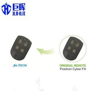 Позитрон Cyber Fx совместимых дистанционный переключатель двери гаража или автомобильной сигнализации удаленного передатчика