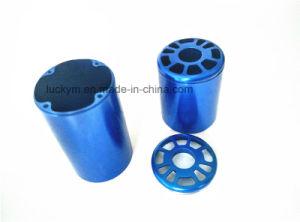 CNC van de Precisie van DIN Standaard Draaiende Delen/Delen /One machinaal bewerken die Geplaatst de Assemblage van de Huisvesting van de Motor