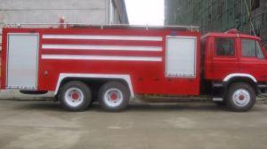 販売のための良質10m3の泡の消火活動のトラック