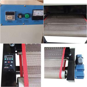 Cer-Zustimmungs-heißer Verkauf automatischer IR-Shirt-Förderanlagen-Tunnel-trocknende Maschinen-Bildschirm-Druckerschwärze-Trockner