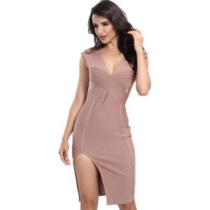 0c7de9ea4527 Nueva versión de parte de la moda vestir para chicas sexy vestido ...
