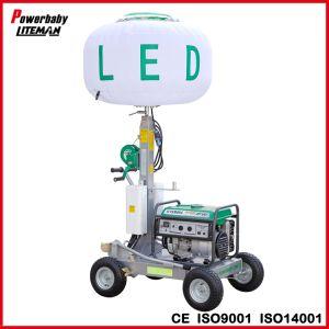 1000W Lámpara de LED LED móvil motor Yamaha de la Torre de Luz globo