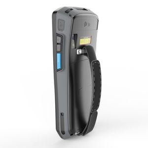 携帯用険しい人間の特徴をもつ移動式生物測定の指紋のスキャンナーの手持ち型ターミナル